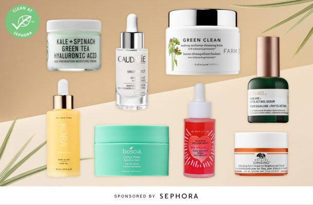 Sephora just launched a clean-beauty seal—here's why that's a big deal (and our 8 faves to shop now)