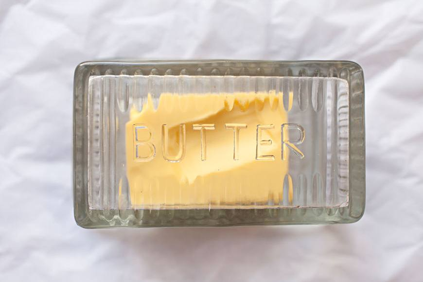 Coconut oil vs. butter vs. ghee