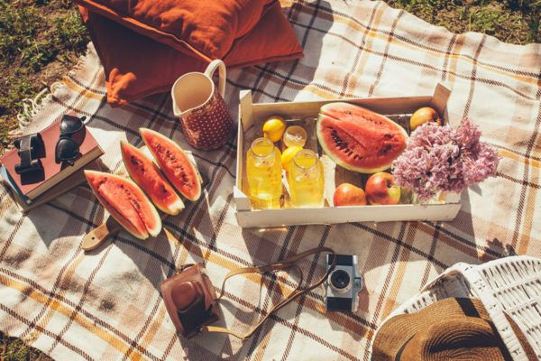 Everything you need to have an earth-friendly summer picnic