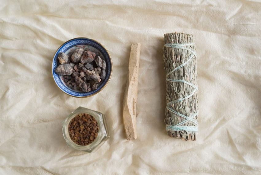 Is burning sage and incense bad for your health?