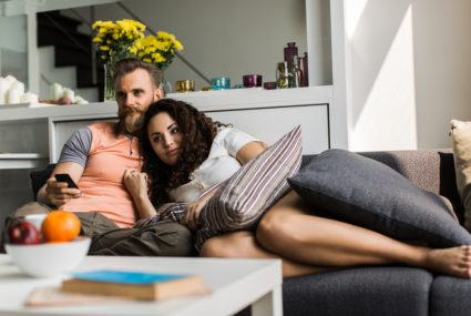 "Why ""Netflix and chill"" could actually be killing your sex life"