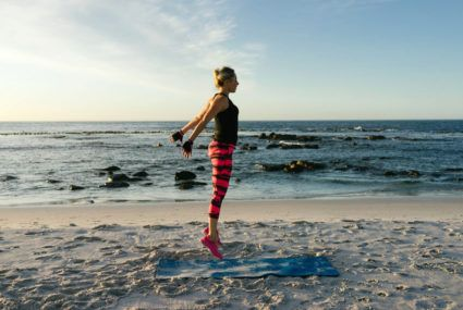 The 4-move circuit that Beachbody trainers swear by for summer travel