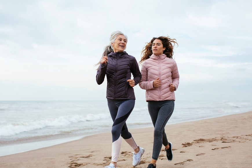 exercise and hiit affect aging