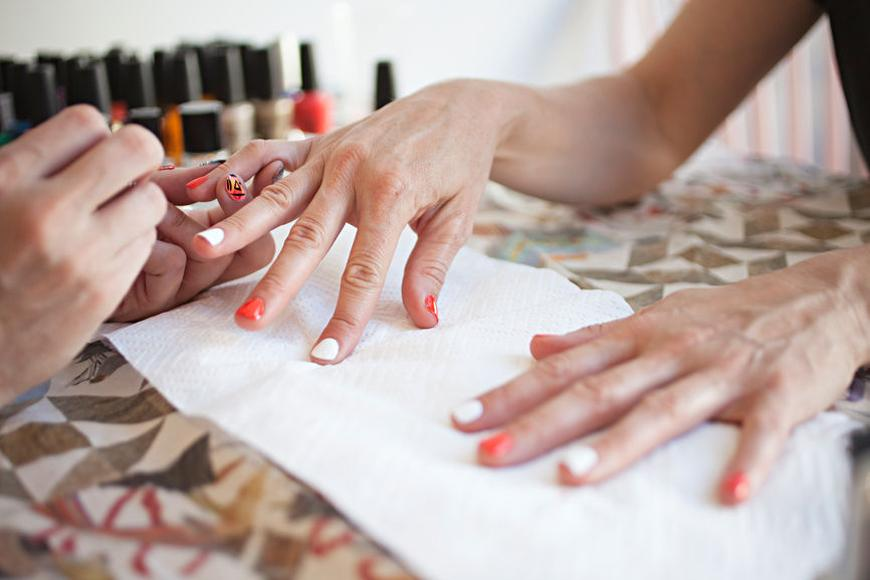 Thumbnail for Gel manicures can increase your risk of cancer, according to dermatologists