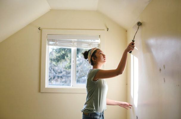 The super-simple, step-by-step guide to painting your apartment