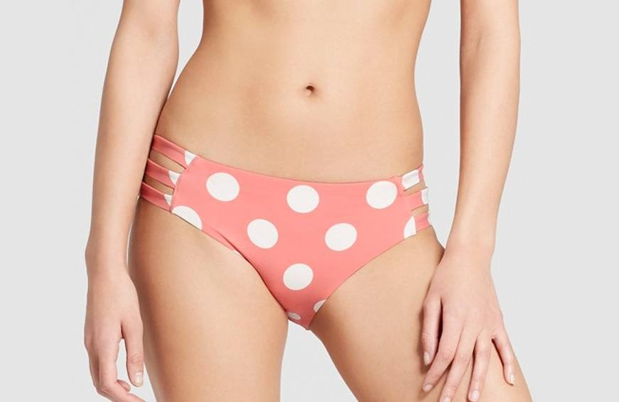 Thumbnail for 12 polka dot swimsuits putting a modern twist on the retro print
