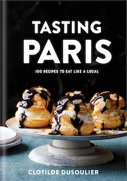 Tasting Paris book