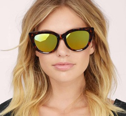 Thumbnail for These 7 mirrored sunglasses will stylishly protect your eyes from sun damage