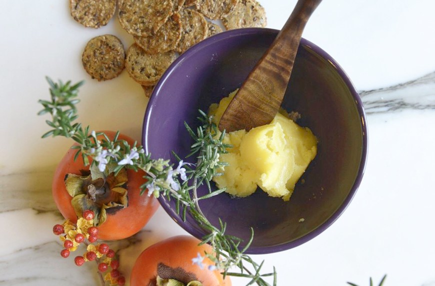 What's healthier: Ghee, butter, or coconut oil? | Well+Good