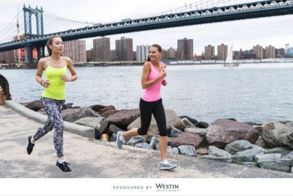 How to get in a killer workout *and* help the earth on Global Running Day