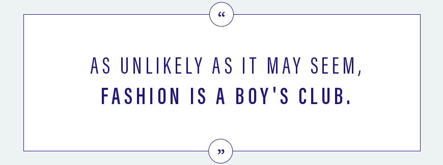 Thumbnail for Why are there so few women heading up big activewear brands?