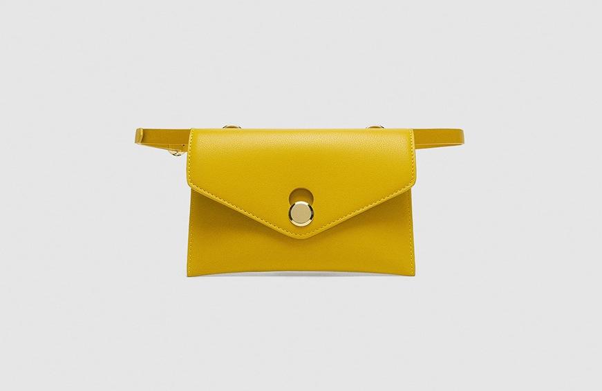 Zara Belt Bag, $26 cropped