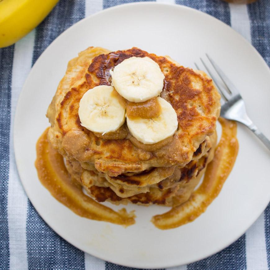 bloat busting pancakes