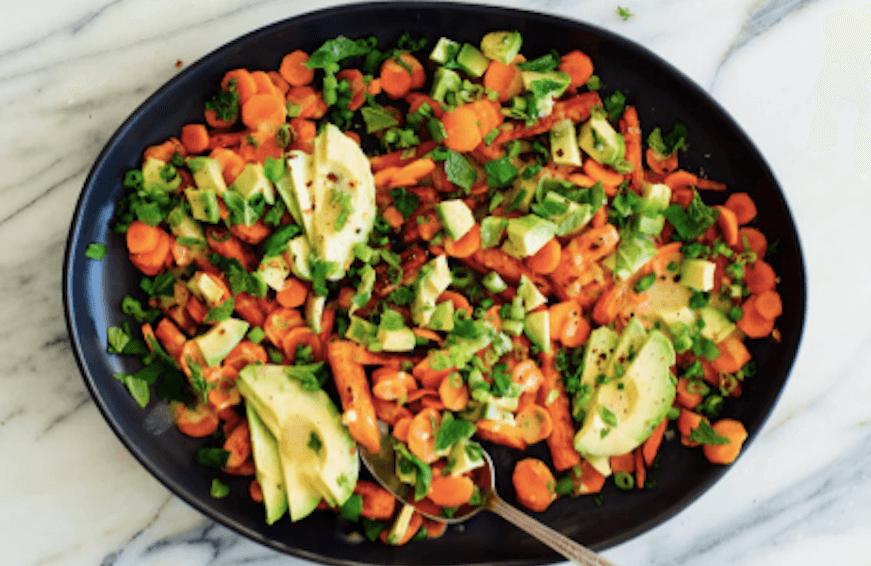 carrot avocado