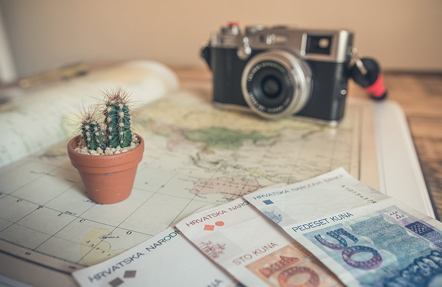 Thumbnail for How to travel on a budget—according to globetrotting pros