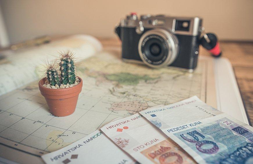 traveling money exchange