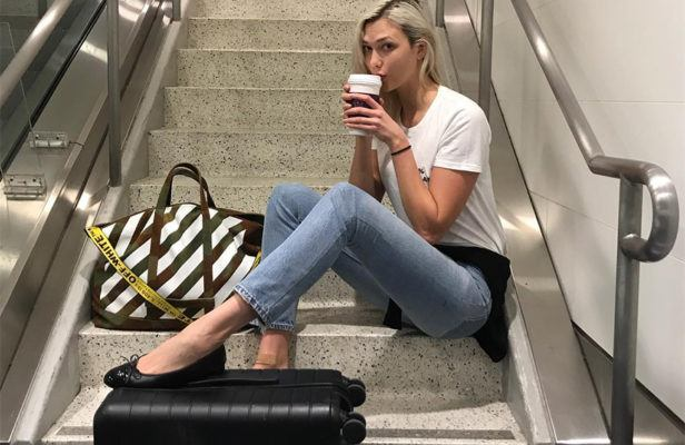 Karlie Kloss' packing guide to carry-on only travel