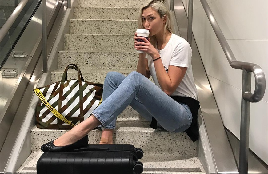 Thumbnail for Karlie Kloss' packing guide to carry-on only travel