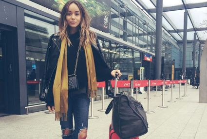 The travel skin-care products actress Ashley Madekwe swears by for glowy skin