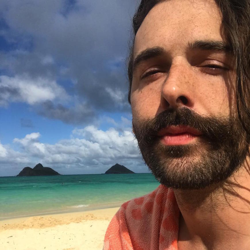 jonathan van ness beauty