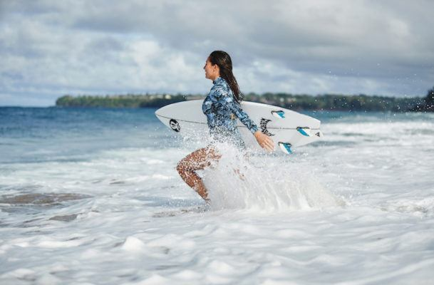 Ride Summer Waves in Lululemon's New Pro-Surfer-Designed Swimwear