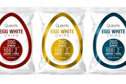Well+Good - Hey keto, Paleo, and Whole30 fans: Egg white chips are now a thing