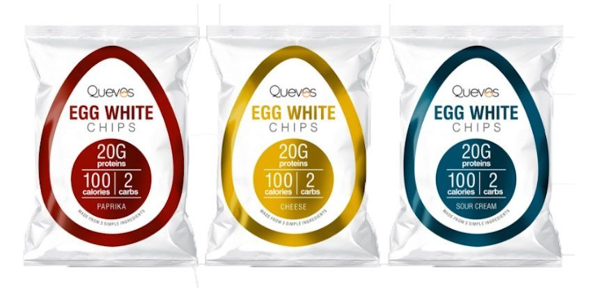 Hey keto, Paleo, and Whole30 fans: Egg white chips are now a thing
