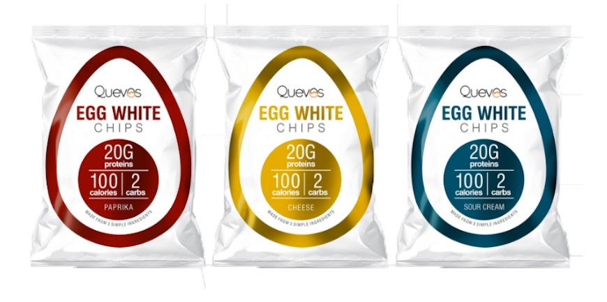 Thumbnail for Hey keto, Paleo, and Whole30 fans: Egg white chips are now a thing
