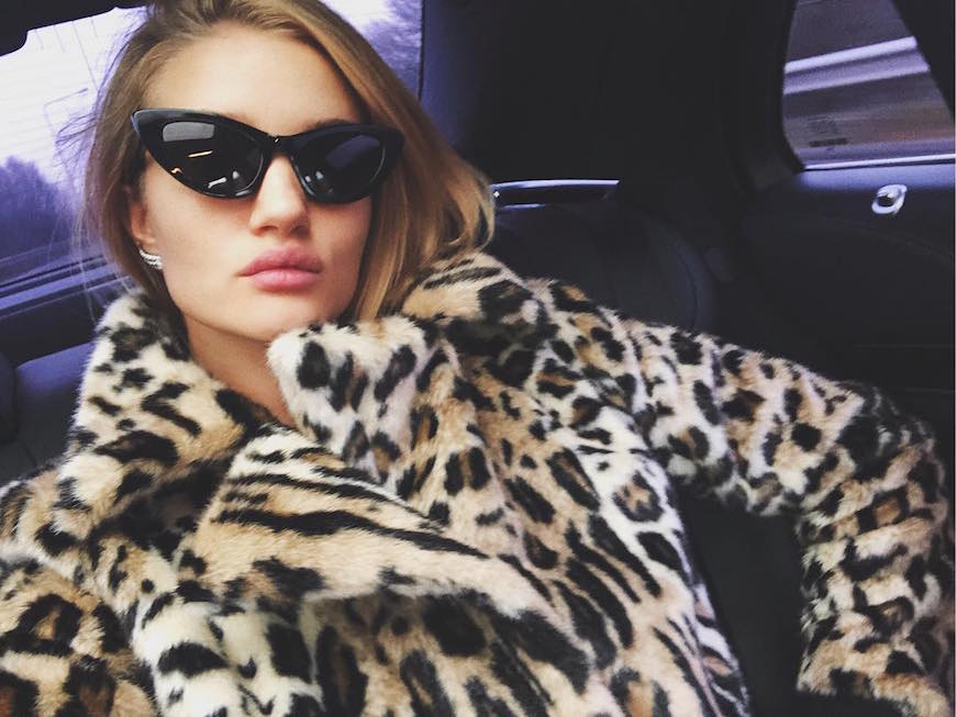 Thumbnail for Why supermodel Rosie Huntington-Whiteley doesn't believe in beauty rules
