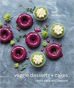 veggie desserts and cakes book