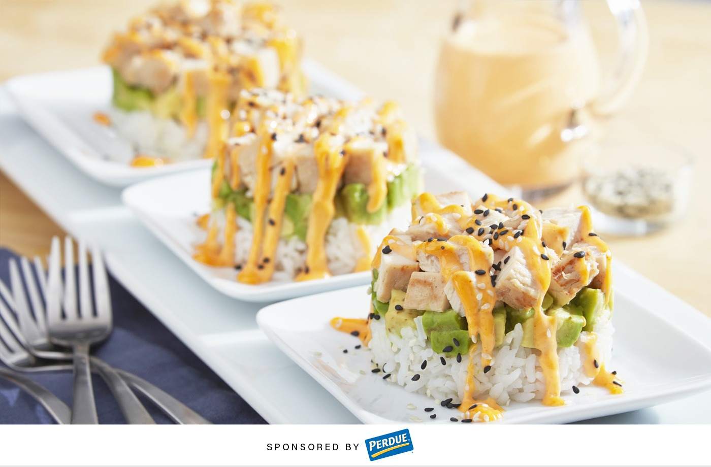 perdue chicken sushi recipe