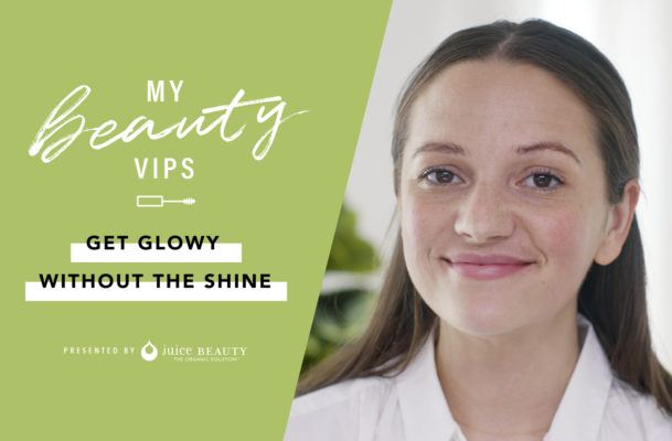 The two-minute method for getting a just-right natural glow