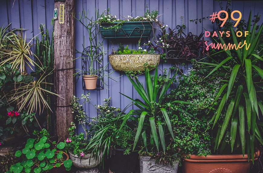Thumbnail for The interior designer-approved ways to give tiny outdoor spaces big impact