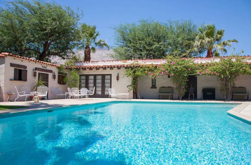 Thumbnail for No July 4th plans? Cannonball into the pool at these 5 Airbnbs all holiday weekend long