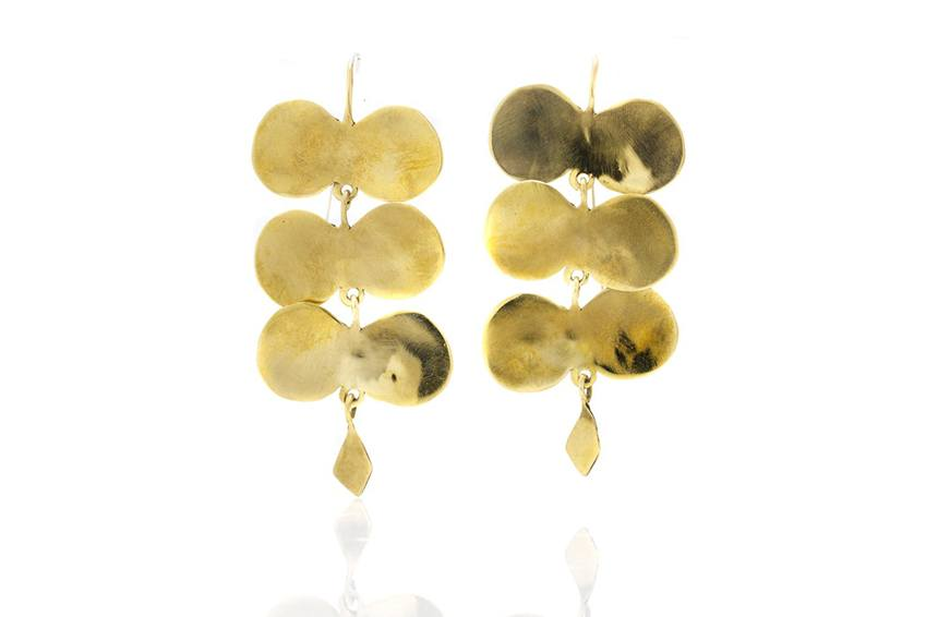 vAriana Boussard-Reifel Palomas Earrings, $475