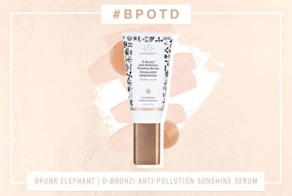 #BPOTD: Drunk Elephant's new serum is basically vacation in a bottle