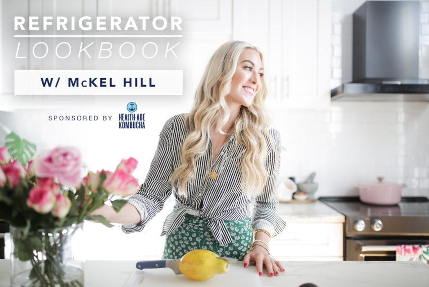 The Gut-Healthy Go-To's Nutrition Stripped's Mckel Hill *Always* Stocks in Her Fridge