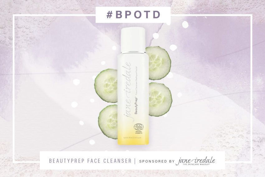 #BPOTD: The micellar water that *actually* left my skin feeling squeaky clean