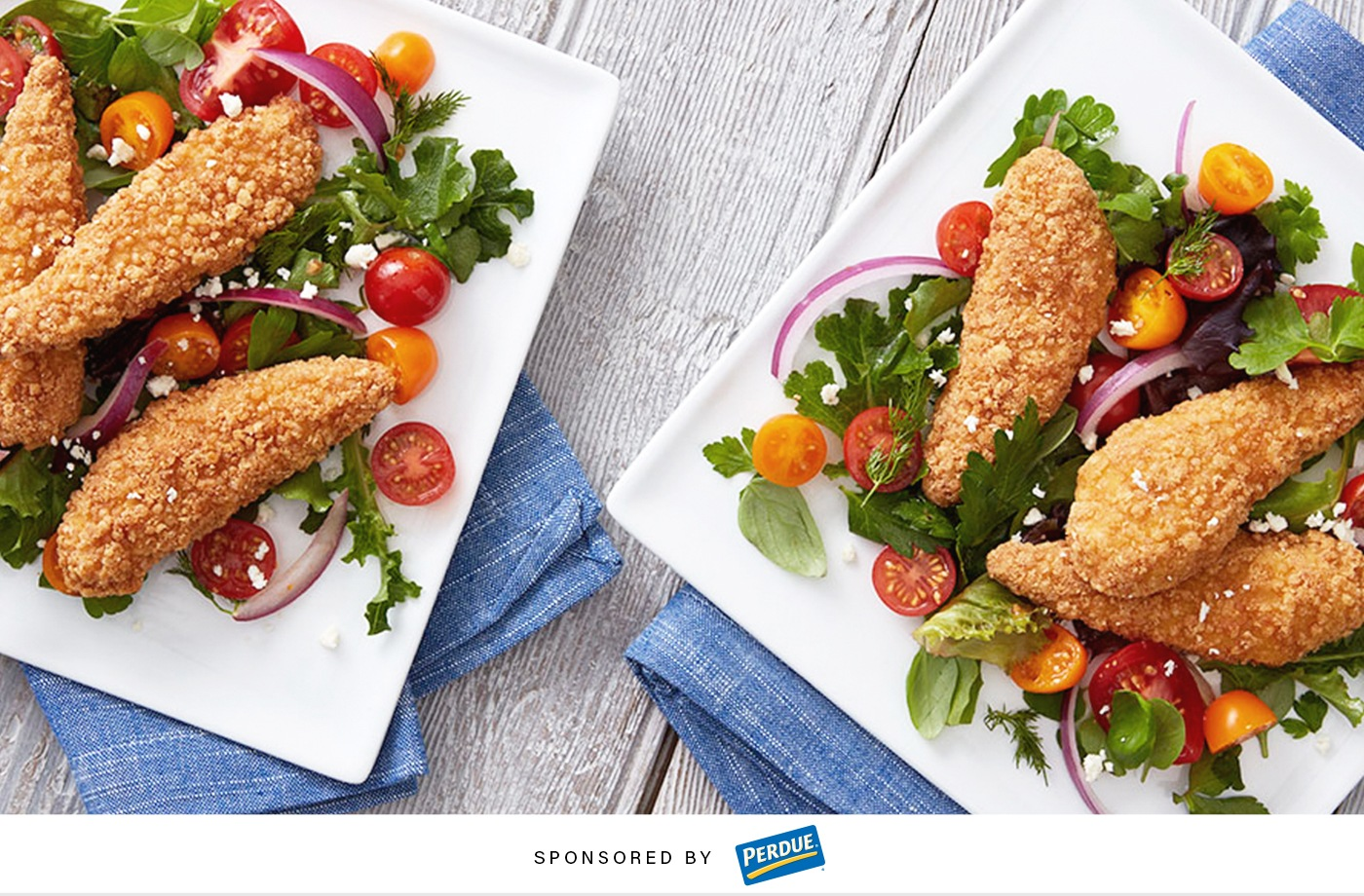 How to put a healthy twist on chicken tenders (for real)