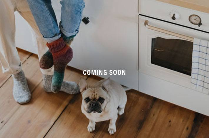 Stand by to see inside the well-stocked pantries of food-guru pet parents