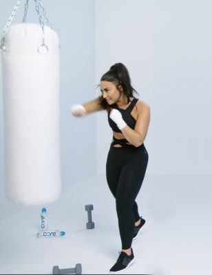 Demi Lovato workout tips