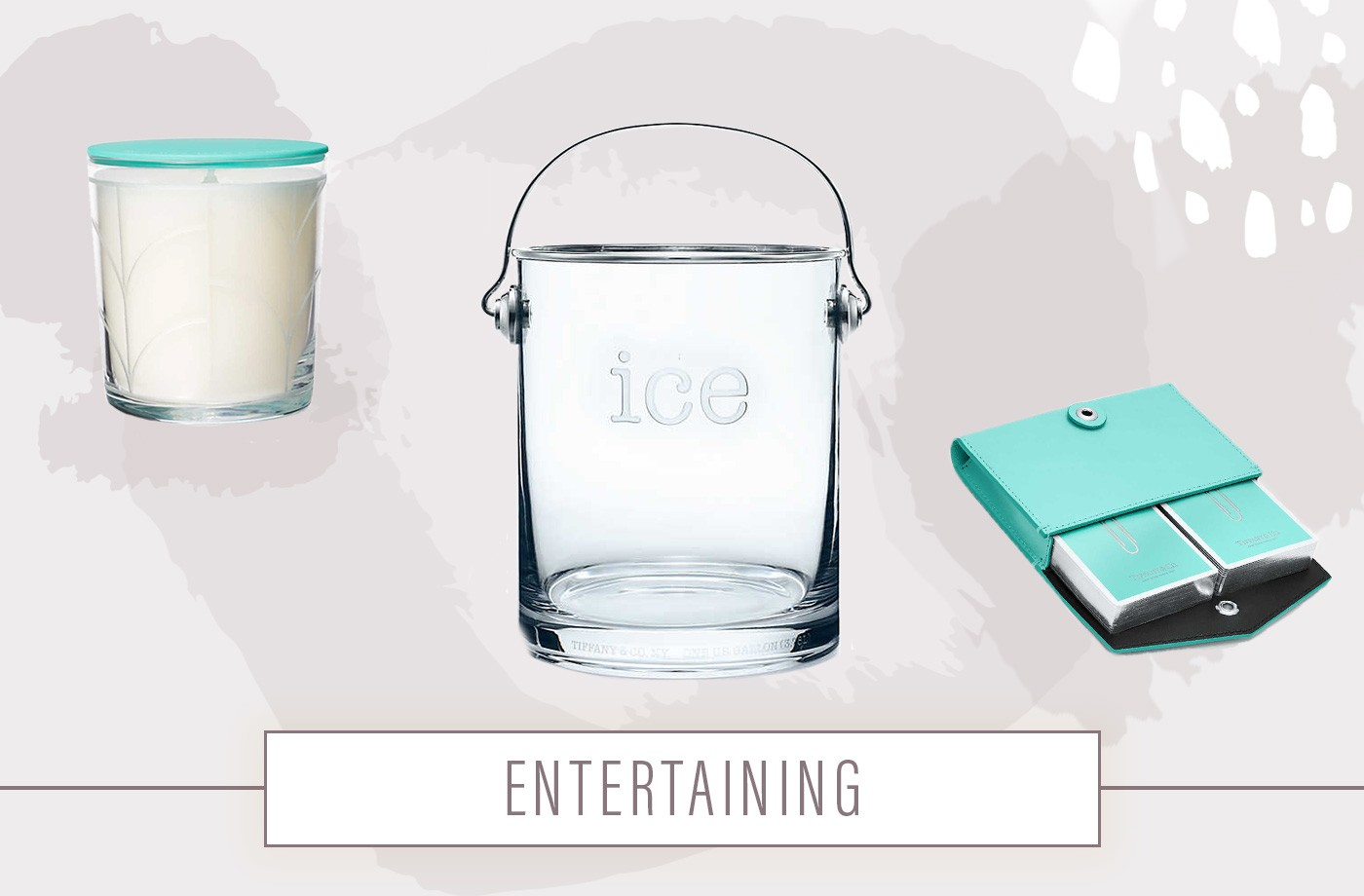 Entertaining gifts for graduates from Tiffany & Co