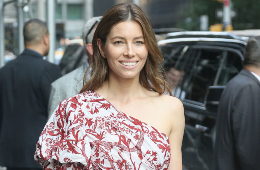 Thumbnail for The one diet change Jessica Biel says totally improved her digestion
