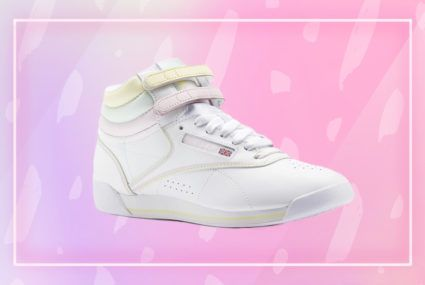 """These """"Glow""""-inspired fashion sneakers will give you major style nostalgia"""