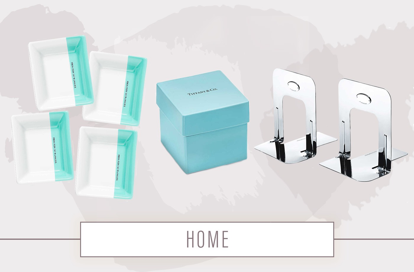 Tiffany & Co graduation gifts for home