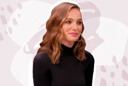 Natalie Portman dropped 4 healthy truth bombs while eating so-spicy-she-cried vegan wings