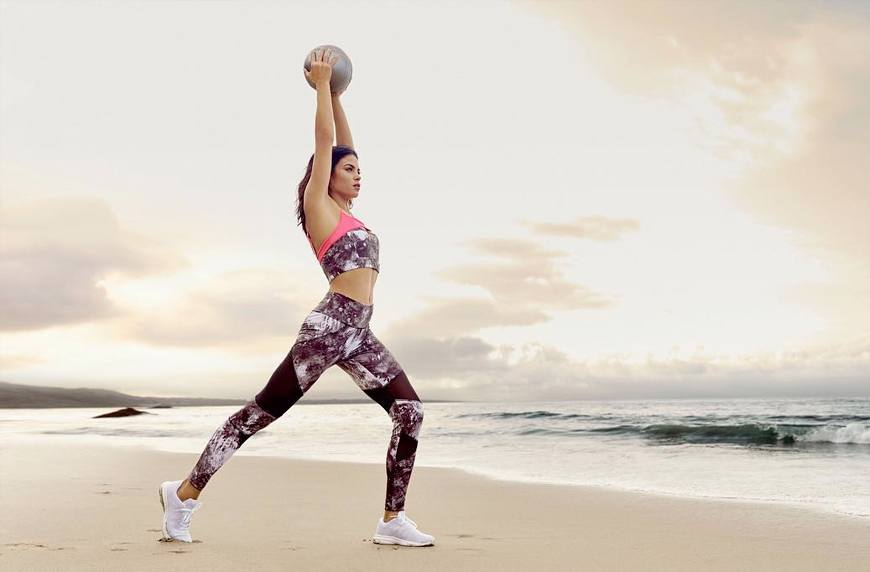 Thumbnail for Jenna Dewan steps up to designer with a chic, dance-inspired line for Danskin
