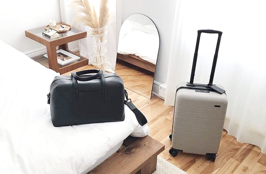 Thumbnail for If luggage brand Away isn't already on your radar, this *huge* news will change that
