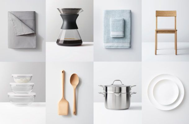Target's new home collection is a love child of minimalism and cozy Nancy Meyers vibes