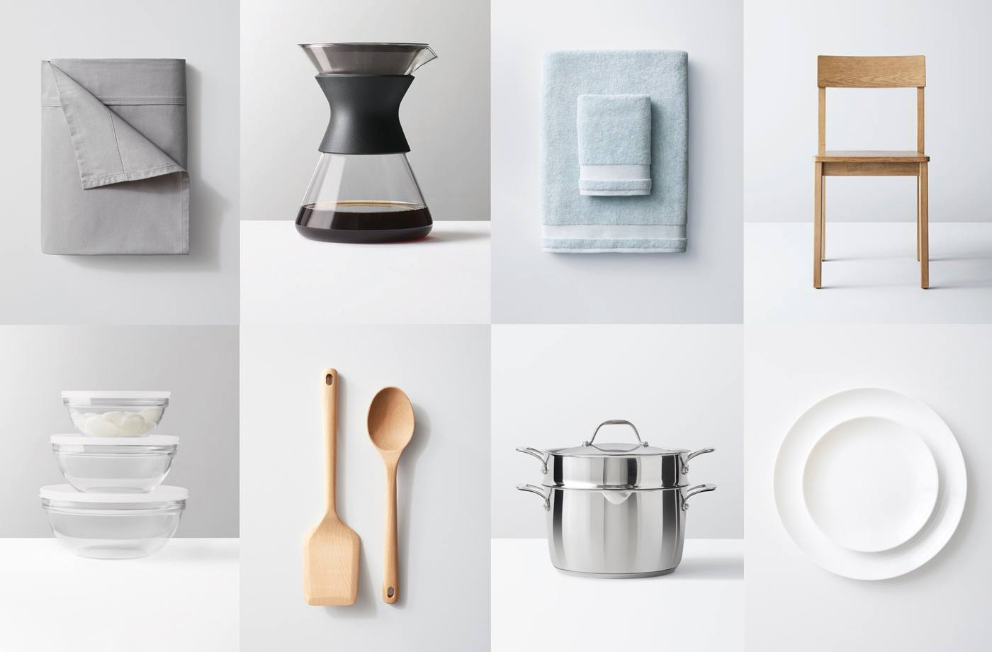 Thumbnail for Target's new home collection is a love child of minimalism and cozy Nancy Meyers vibes